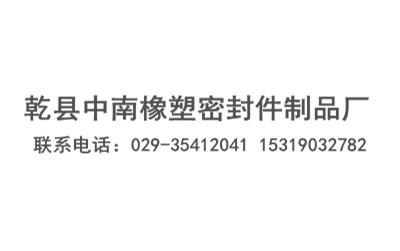 乾县中南橡塑密封件制品厂