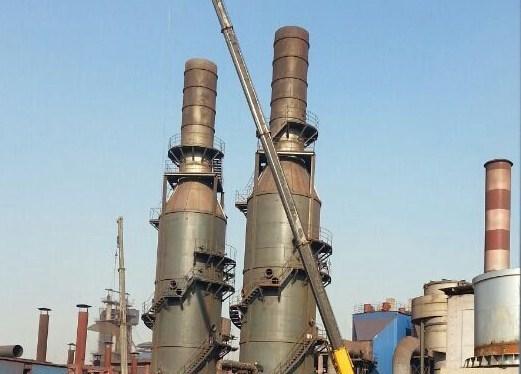 衡水哪里有专业的高效锅炉脱硫塔——倾销锅炉脱硫塔