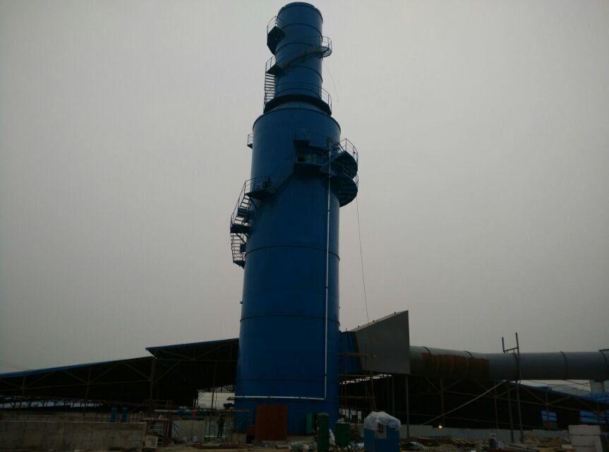划算的砖厂窑炉脱硫塔锅炉高效脱硫除尘器——物超所值的大型锅炉脱硫塔除尘器供销