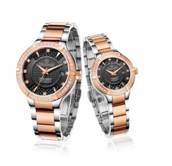 深圳高性價機械手表廠家宏利源批發|外貿機械手表