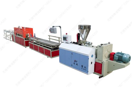 上海PVC型材挤出生产线-高性价PVC型材挤出生产线在哪可以买到