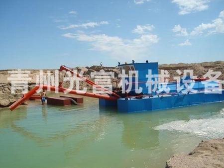 绞吸式抽砂船-优质的抽沙船在哪可以买到