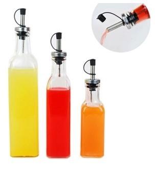 晶辉玻璃供应同行中口碑好的调料瓶 出售调料瓶