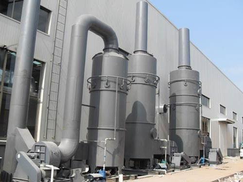 湿式脱硫除尘器厂家_供应山西价位合理的湿式除尘器