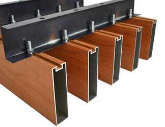 佛山铝方通哪家比较好_出售铝方通 铝方通天花 型材铝方通 梯形铝方通天花