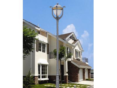 甘肃太阳能庭院灯厂家-众城能源照明工程提供划算的太阳能路灯