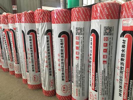 甘肃改性沥青防水卷材|兰州禹虹防水防腐保温工程优良的防水卷材新品上市