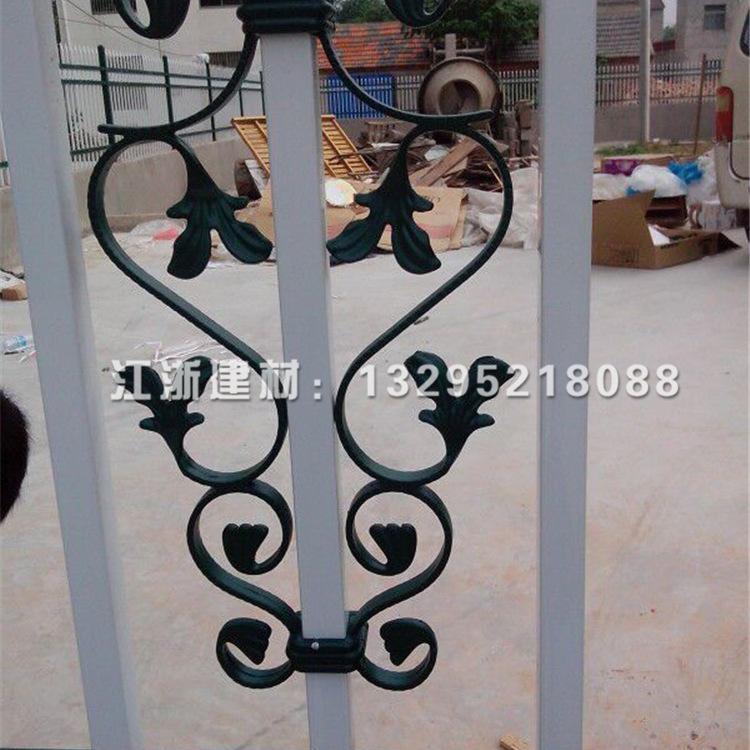 优质的豪华欧式铁艺大门推荐 欧式铁艺大门制作