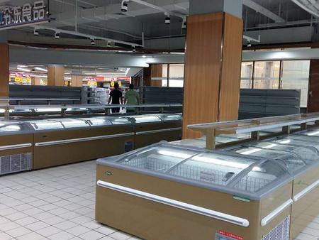 郑州价位合理的展示柜哪里买——水果陈列柜