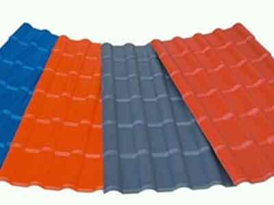 平凉树脂瓦|品牌树脂瓦专业供应