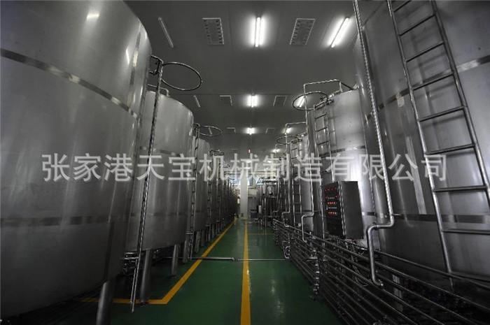 发酵罐有哪些品牌-想买实惠的保温罐-就来天宝机械
