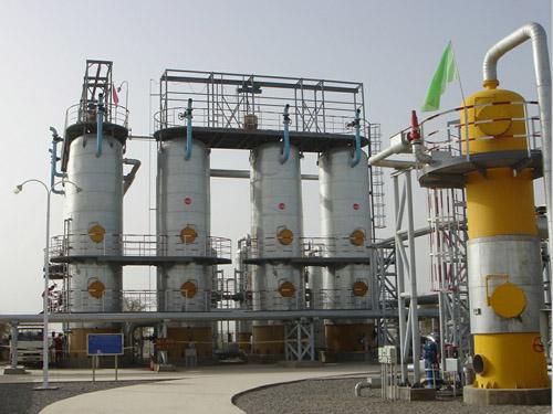 焦爐煤氣脫除硫化氫 專業的煤氣脫硫設備在哪買