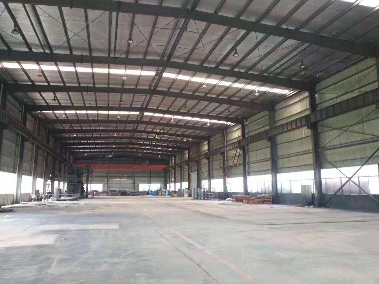 出售二手钢结构材料-专业的钢结构厂房在池州