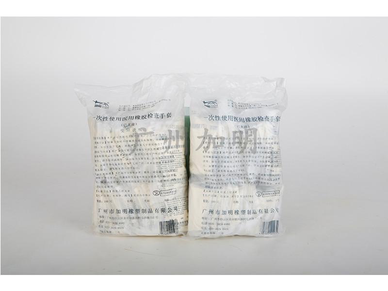 想买具有口碑的无菌橡胶检查手套,就到广州加明 优质定制一次性手套