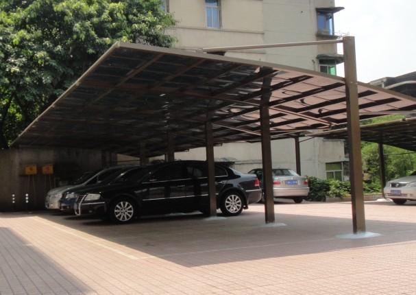 安阳汽车雨棚厂家-汽车雨棚价格
