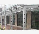 新乡雨棚钢梁加工-供应使用安全的雨棚钢梁