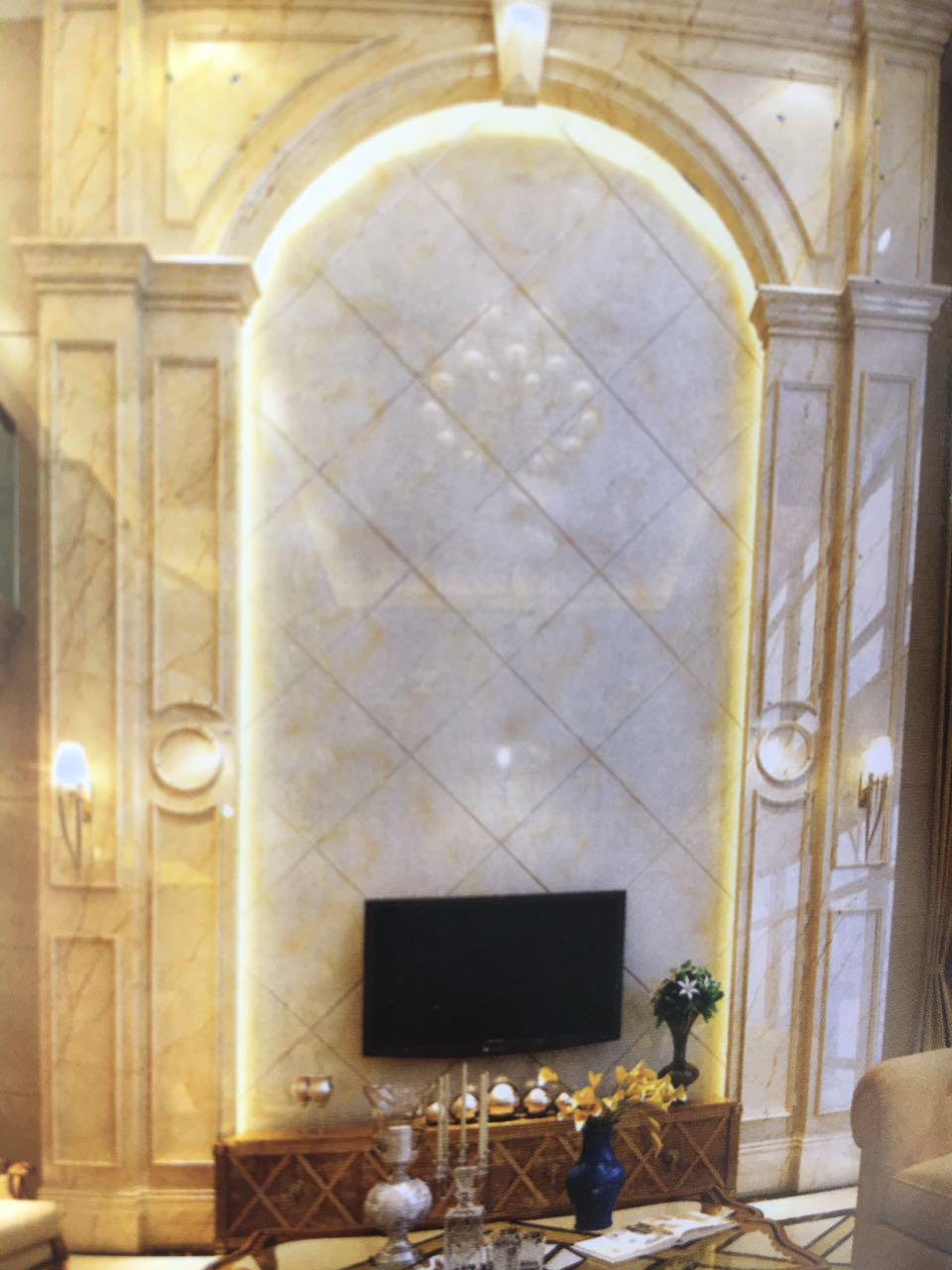 福州大理石背景墙厂家_福州品牌石材背景墙供应商