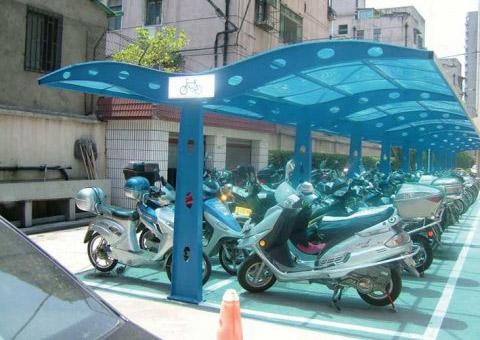 鄭州小區電車充電棚價格