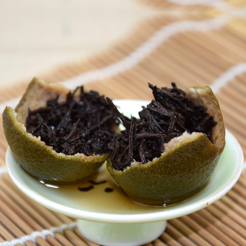 宇合茗茶-知名的小青柑普洱茶批发商|小青柑加工厂家