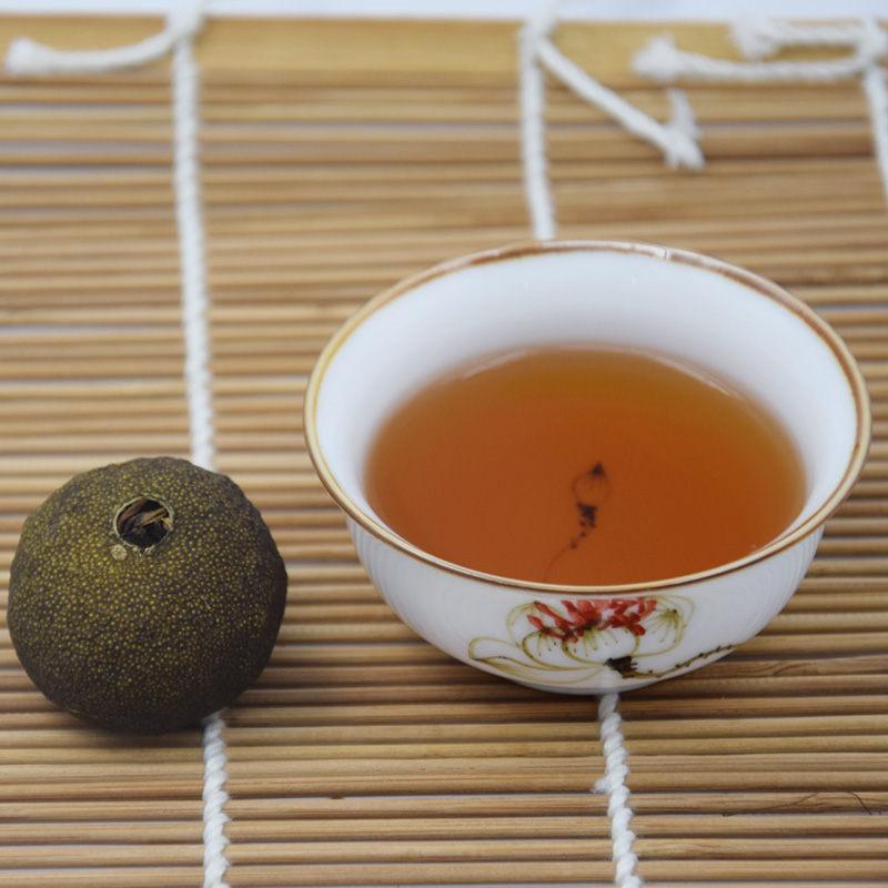 东莞哪里小青柑普洱茶实惠 小青柑