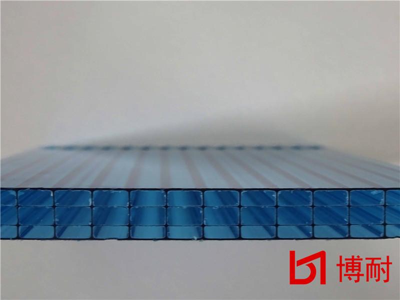 哪儿有卖品牌好的四层阳光板 pvc耐力板雨棚