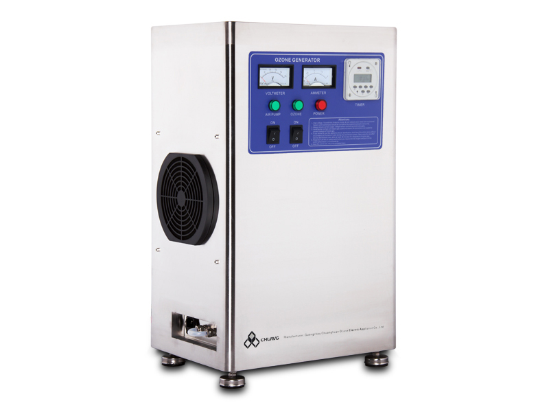 原水处理设备|供应广东厂家直销的臭氧发生器