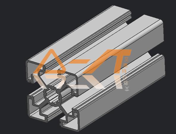 常州供应优良的45系列铝型材——4590铝型材报价