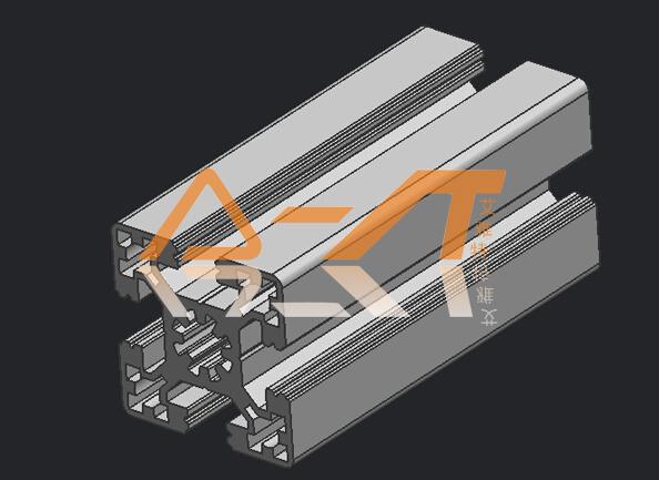 好用的45系列铝型材哪里买,4590W铝型材
