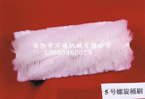 优惠的扫路机刷-安阳万通机械扫路机刷厂家