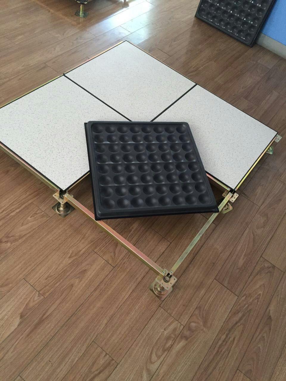 买全钢防静电地板就找汇露装饰_防静电地板价格范围