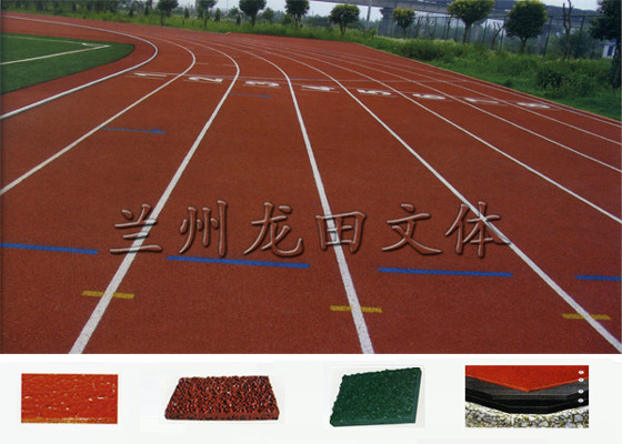 热卖塑胶跑道推荐|金昌塑胶跑道厂家直销