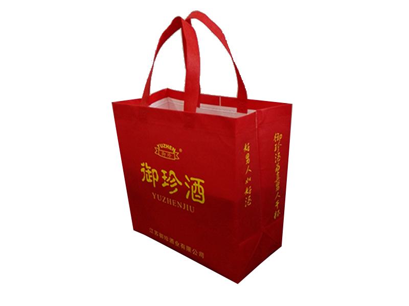 定制无纺布酒袋|锦祥无纺布提供有品质的无纺布酒袋产品