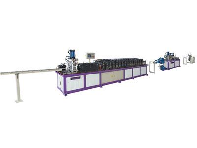 石排货架横梁成型设备厂商-和茂机械提供划算的货架冷弯成型机