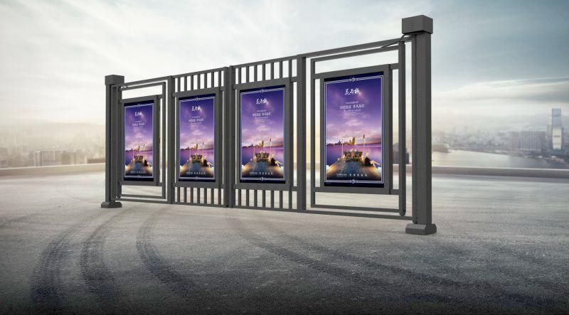 性价比高的浙江温州人行通道广告门当选驰安科技 价位合理的宁波人行通道广告门