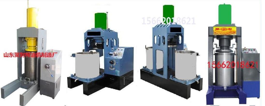 聚財豆製品成套設備_專業的液壓榨油機提供商-液壓榨油機廠家