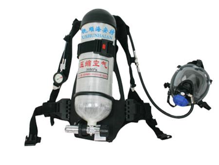 丹东空气呼吸器 抚顺纳瑞兴泰出售优惠的空气呼吸器