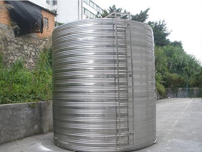 高质量水箱定制生产-沈阳圆柱形水箱