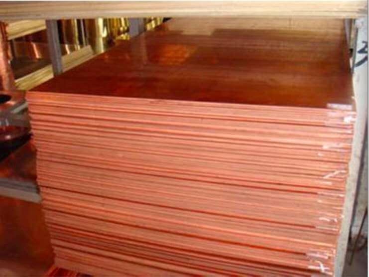 铜板代理商 质量可靠的纯紫铜板 品牌推荐
