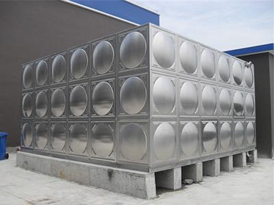 易达新能源专业提供水箱 天津方形组合水箱材质