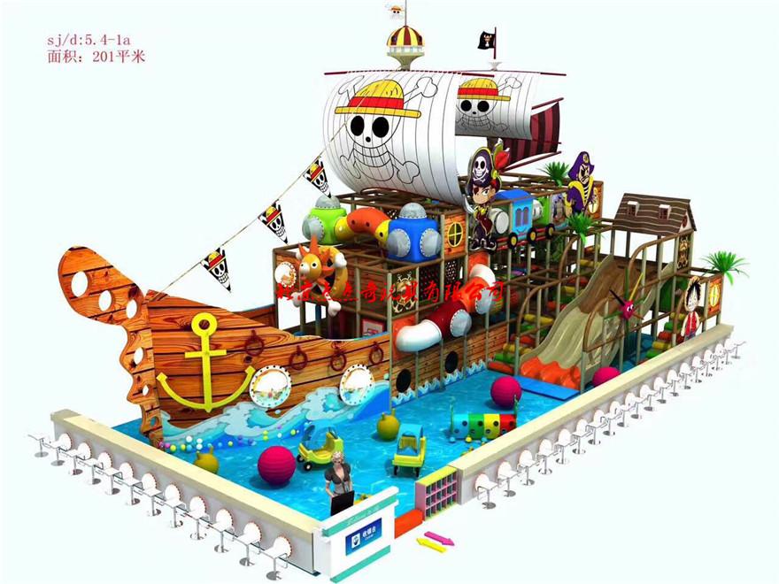 儿童乐园海盗船游艺设施优质供应商,大型户外儿童游乐设备