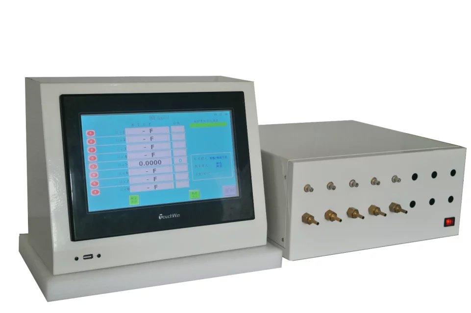 惠州可编程测微仪_可编程气电电箱-惠州东精测控设备有限公司