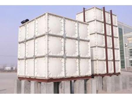 嘉峪关不锈钢水箱_兰州质量好的玻璃钢水箱批发