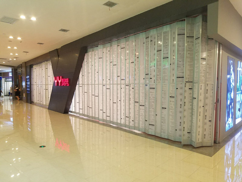 陕西地区具有口碑的水晶折叠门怎么样,水晶折叠门定做