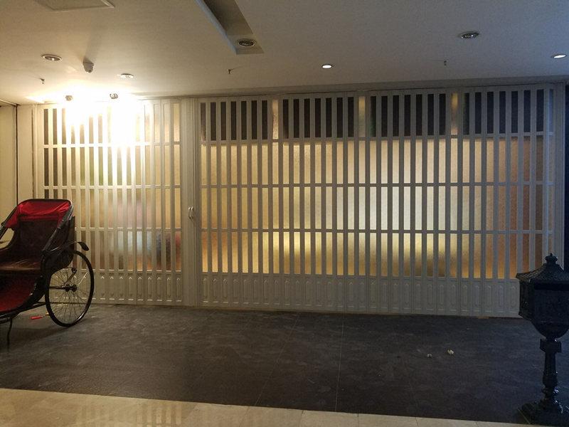 优质的PVC折叠门推荐——PVC折叠门公司