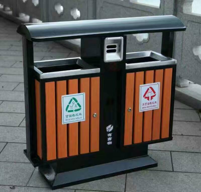 湛江优质户外垃圾桶【校园垃圾桶图片】振兴不锈钢垃圾桶厂家