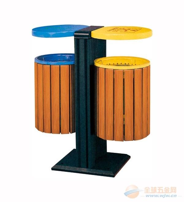 兰州加工定制漂亮欧式果皮箱(不锈钢垃圾桶供应商)