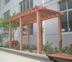 木塑葡萄架多少钱-高性价木塑葡萄架正通门业供应