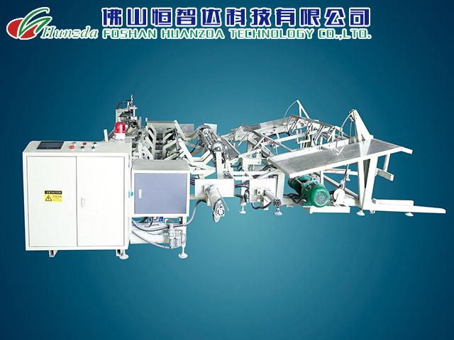 PP-R管材包装机-厂家直销广东pvc线管离线自动包装机