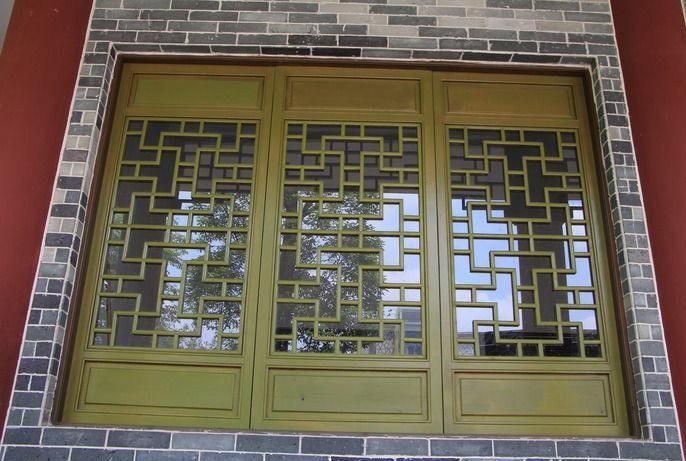 规模大的仿古窗服务商——仿古窗格
