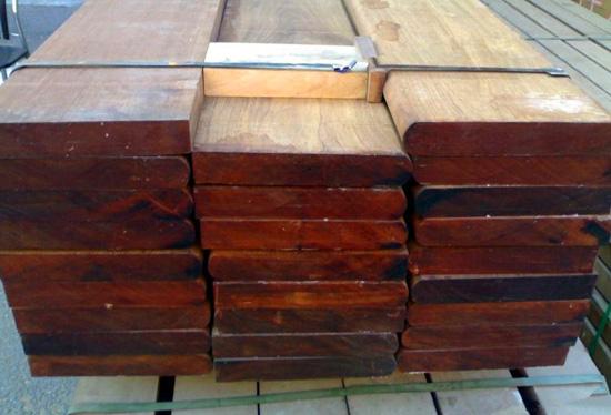 秦皇島森森工貿碳化木您的品質之選——秦皇島桑拿板價格